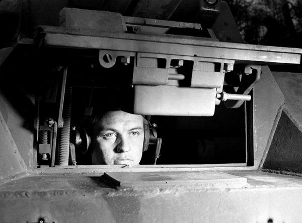 Photo of Armoured Car Driver