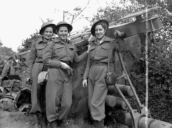 Photo of First nursing sisters to land in France