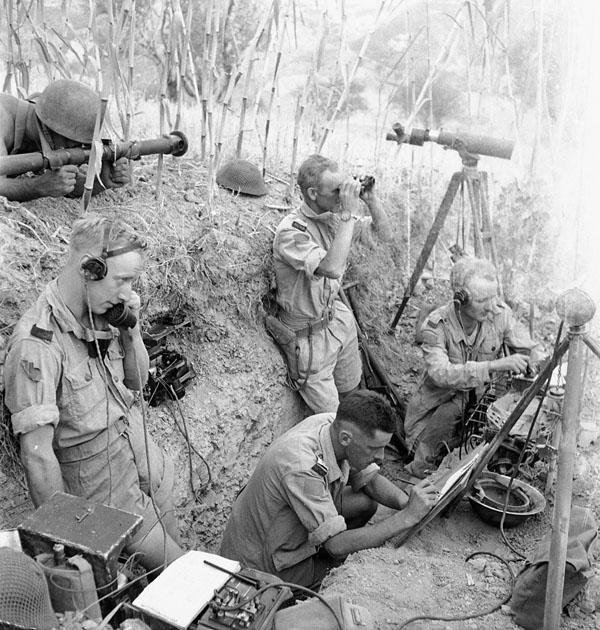 Photo of Forward Observation Post
