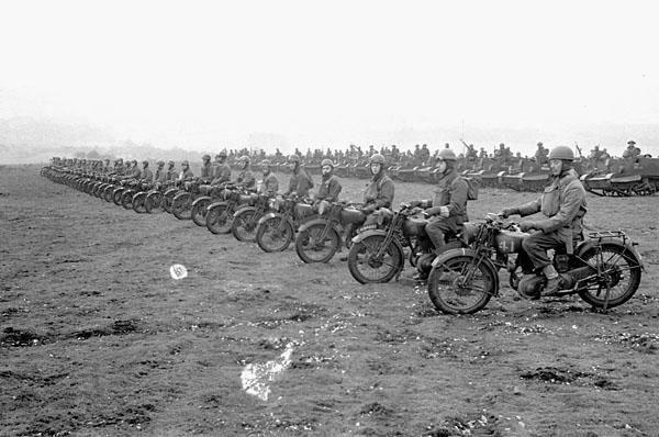 Photo of Motorcycle Unit
