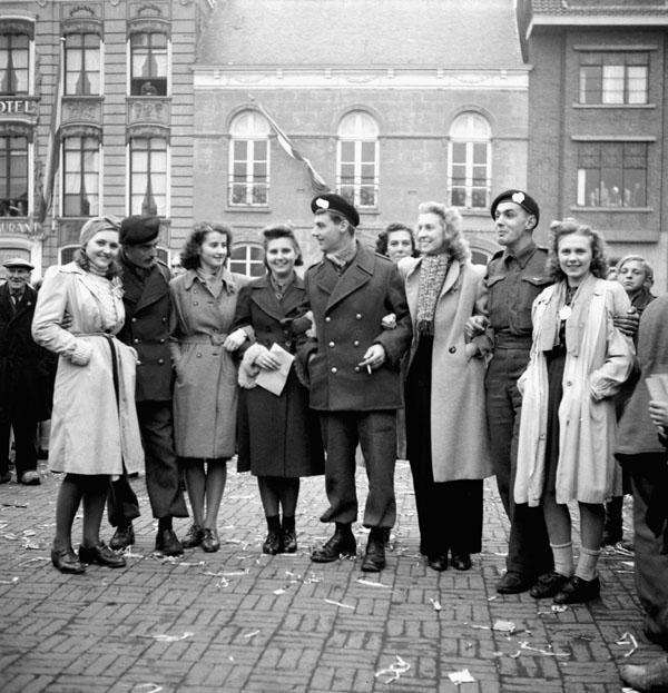 Photo of Post-Liberation