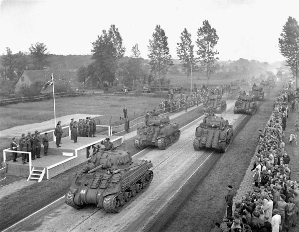 Photo of Tanks on Parade