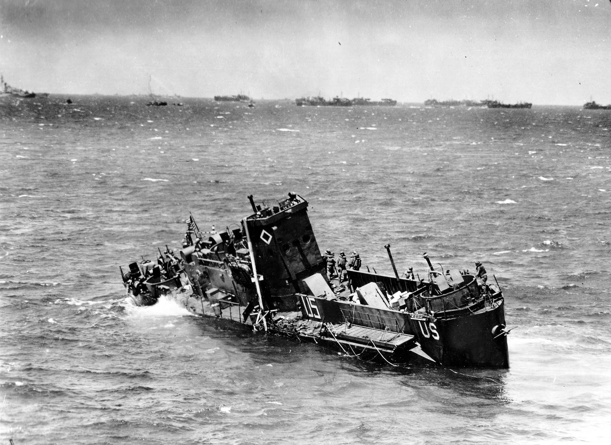 Photo of Sinking LCI