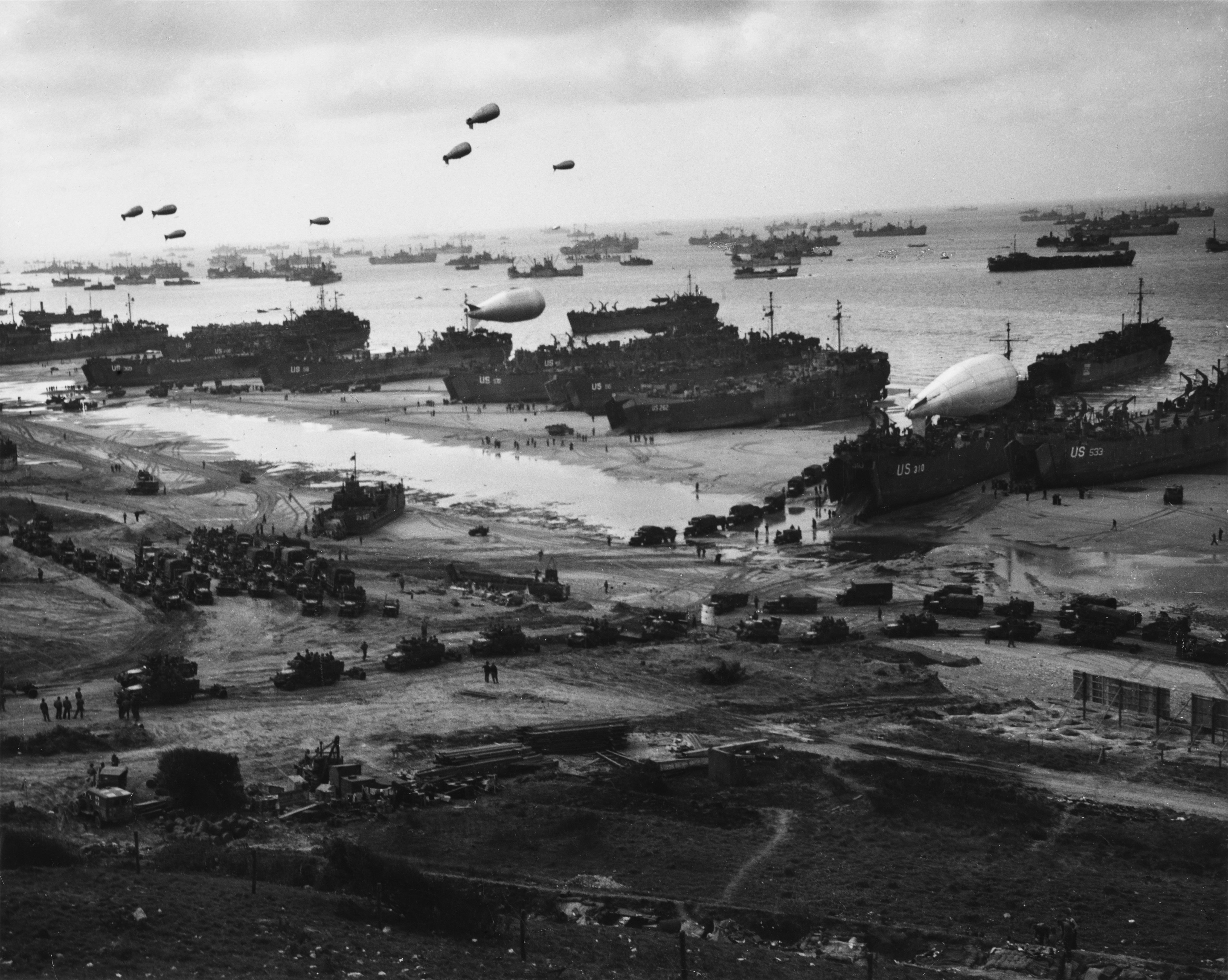 Photo of The massive scale of D-Day