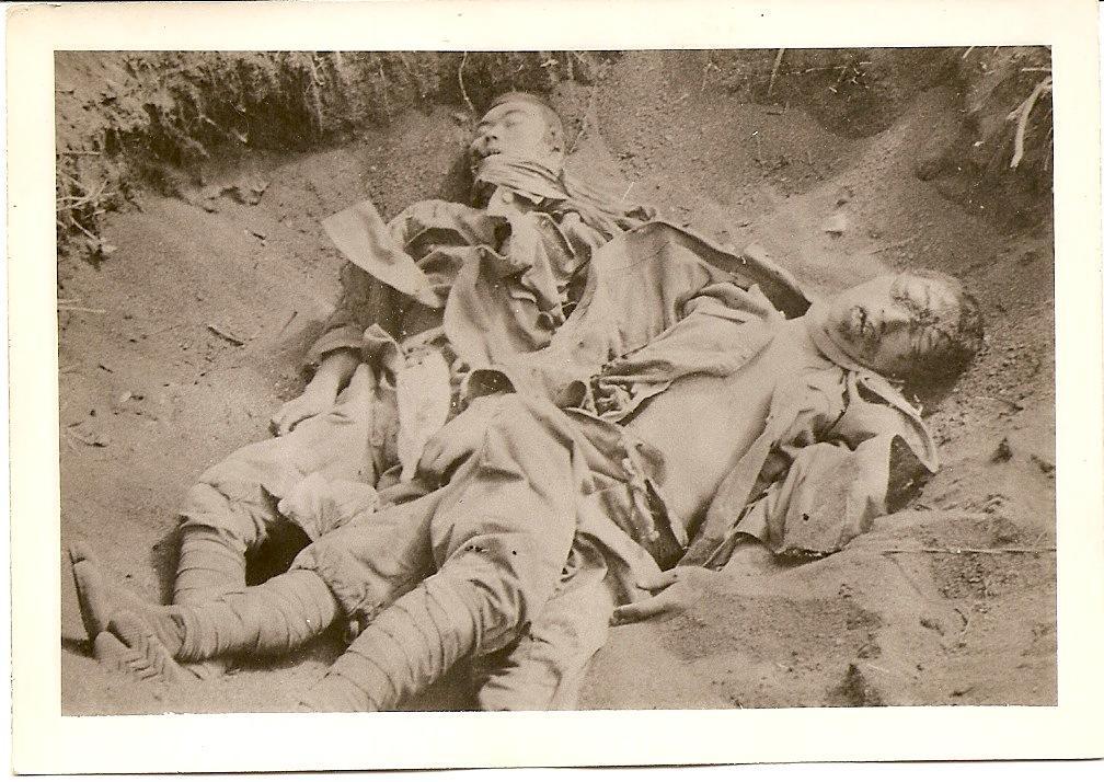 Photo of Deceased soldiers