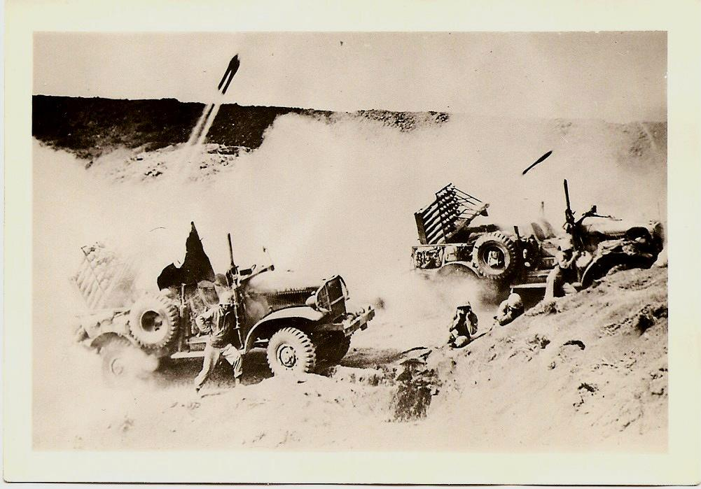 Photo of Launching Rockets