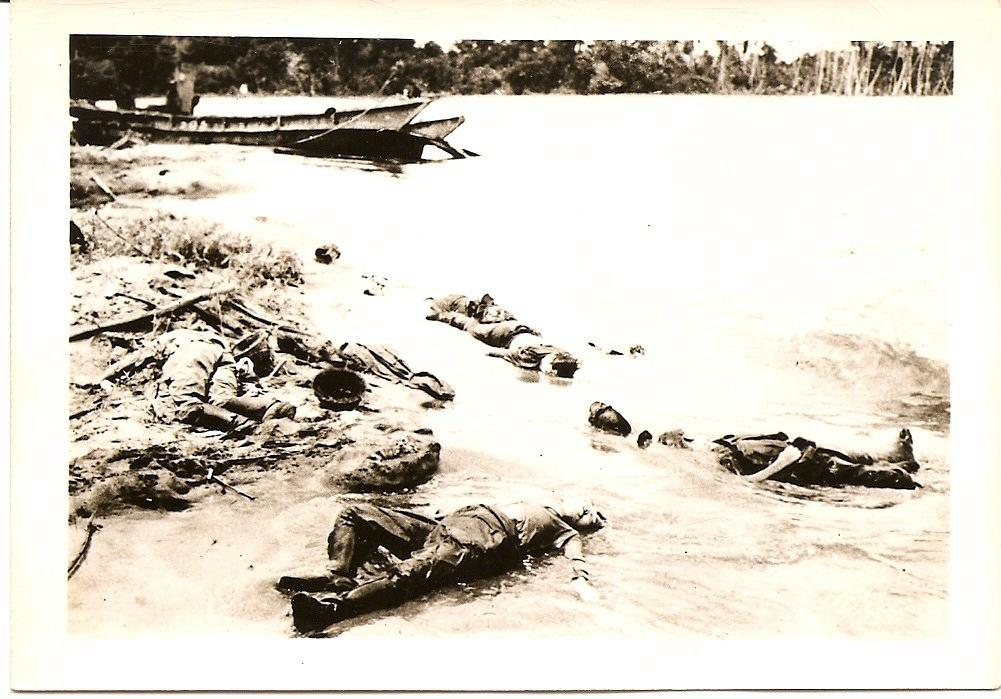 Photo of Low tide after battle