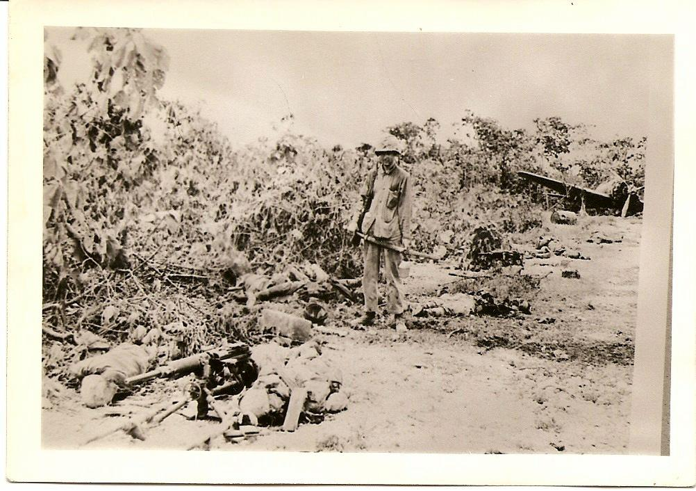 Photo of Soldier finds a Japanese sword
