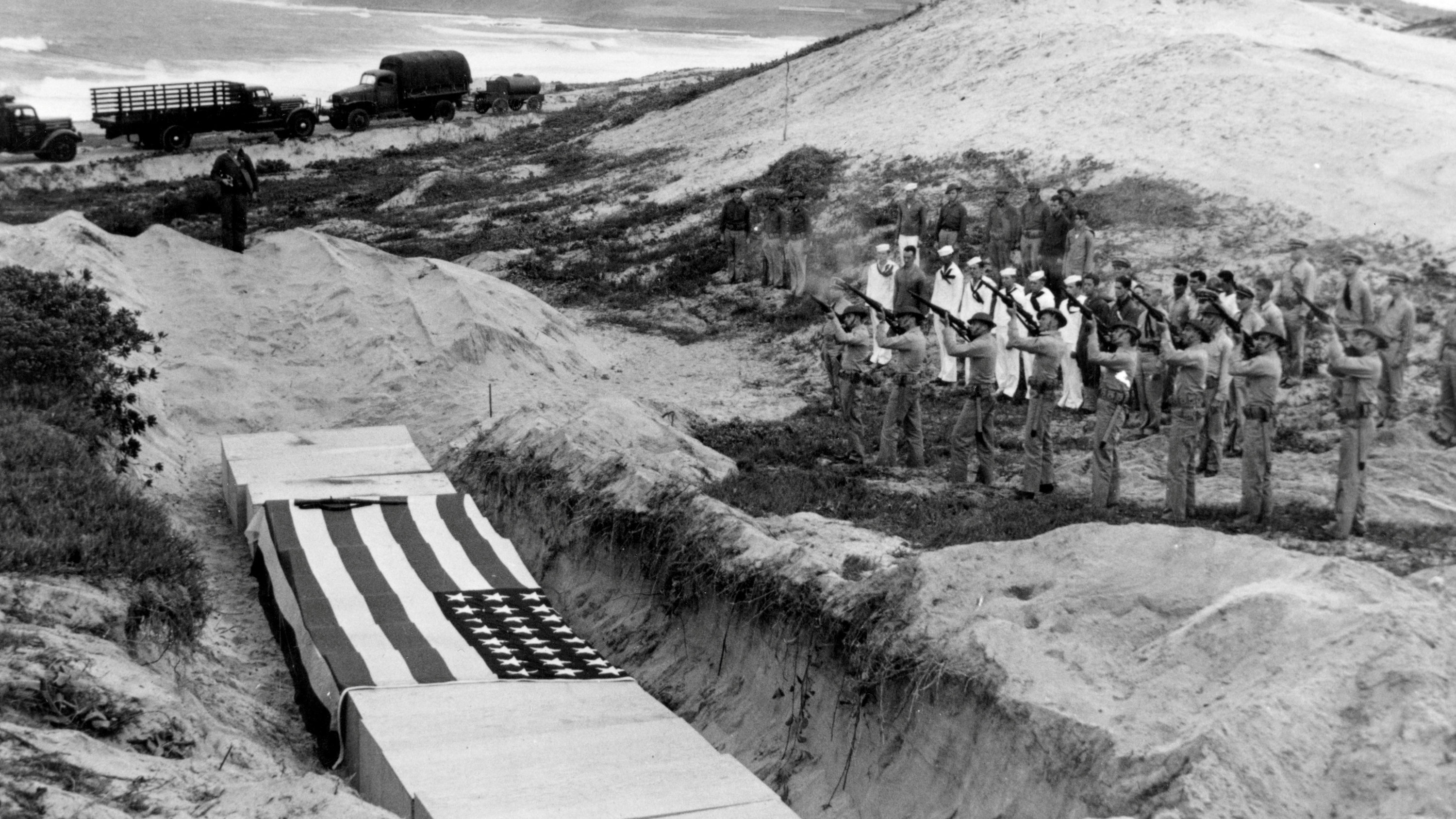 Photo of Burying those lost