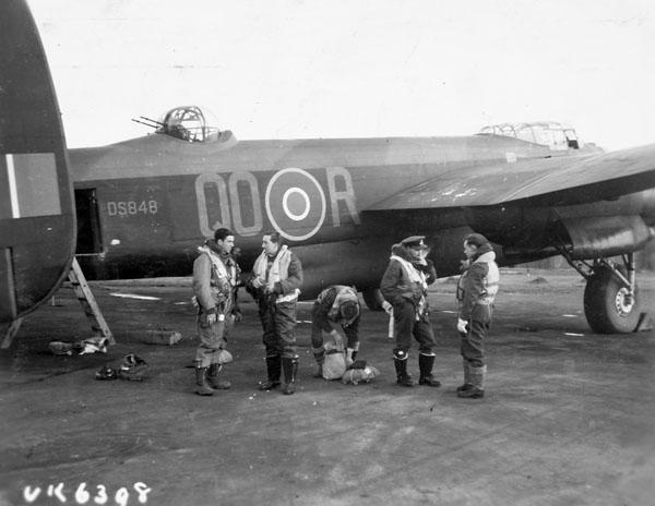 Photo of Avro Lancaster
