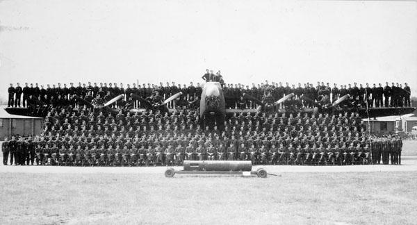 Photo of No. 432 Leaside Squadron