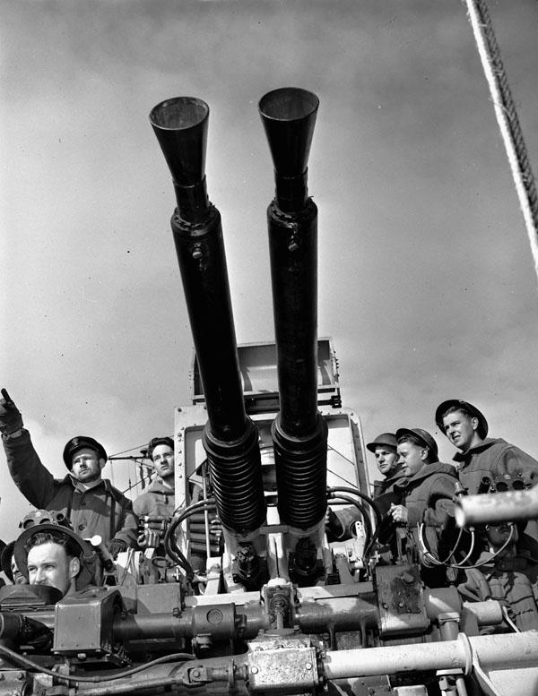 Photo of 40mm Anti-Aircraft Gun
