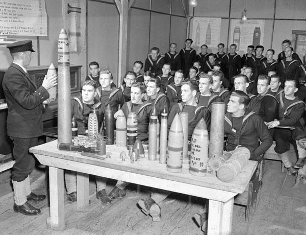 Photo of Ammunition Training