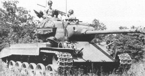 Photo of M26 Pershing Heavy Tank