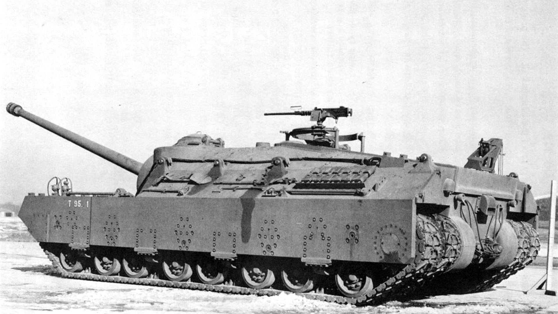 Photo of T28 Super Heavy Tank