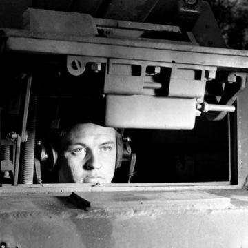 Armoured Car Driver