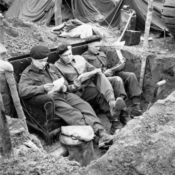 Comfort in the Trenches