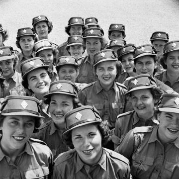 Women of the Canadian Army