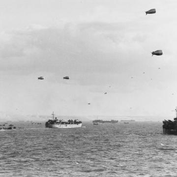 D-Day invasion force