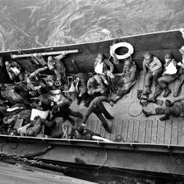 Evacuating Casualties
