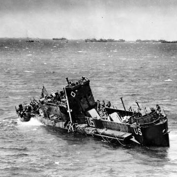 Sinking LCI
