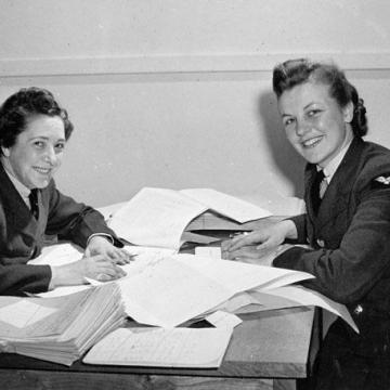 Female RCAF Personnel