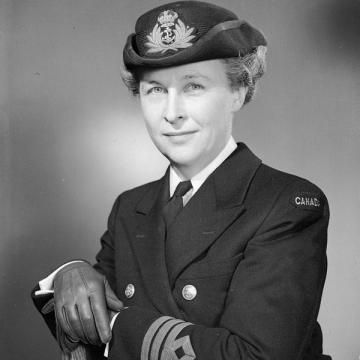 Commander Adelaide Sinclair
